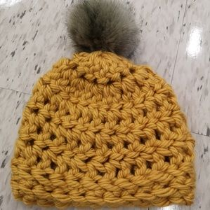 Accessories - Handmade crochet toque